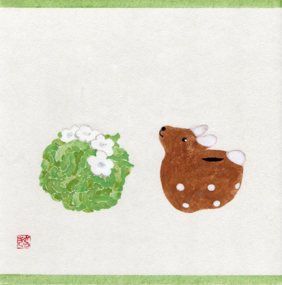 西尾さつき鹿展Vol.2